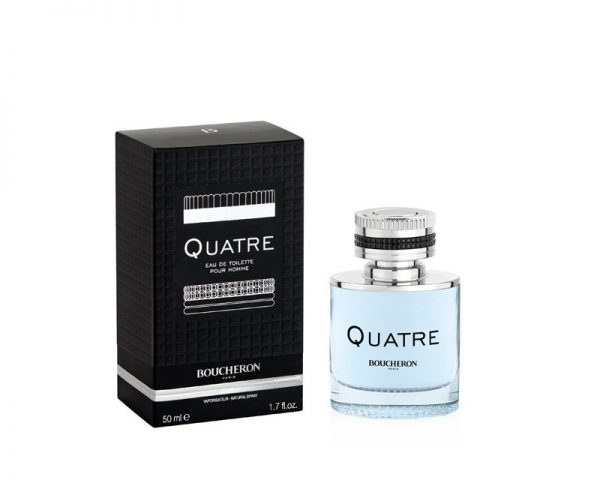 QUATRE HOMME – EDT VP 50 ML