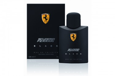 SCUDERIA BLACK - EDT 125 ml