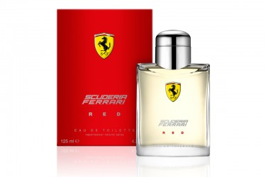 SCUDERIA RED - EDT 125 ml