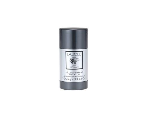 Lalique POUR HOMME Perfumed Deodorant Stick 75g