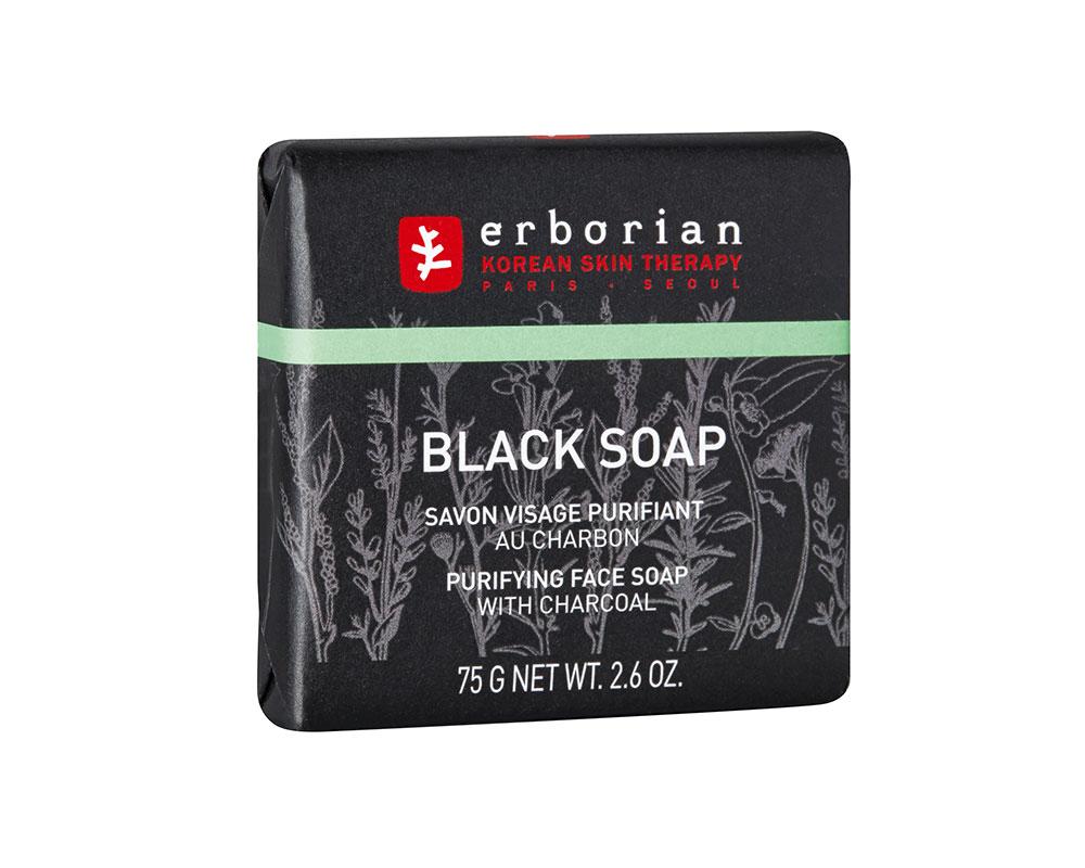 Black Soap 75 gr