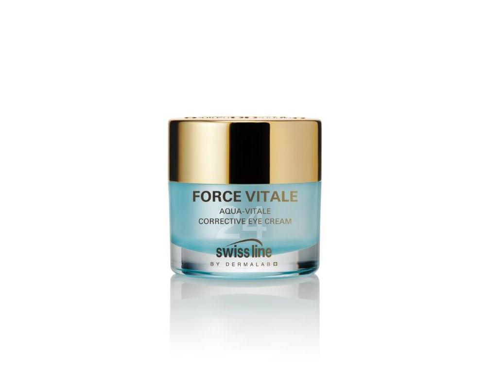 Force Vitale Aqua-Vitale Corrective Eye Cream 15ml