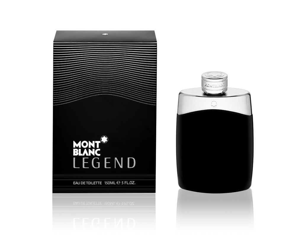 MONTBLANC LEGEND Packshot 150ml
