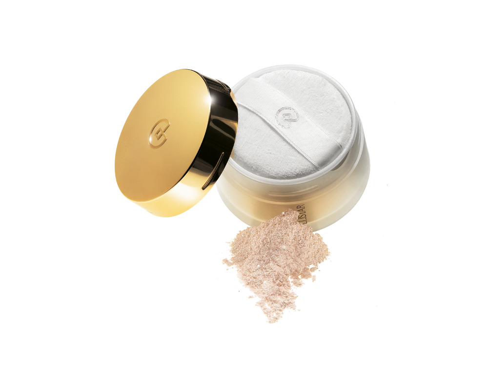 SILK-EFFECT LOOSE POWDER