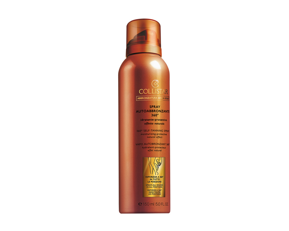 TAN W/ SUN - 360º SELF-TANNING SPRAY 150 ML