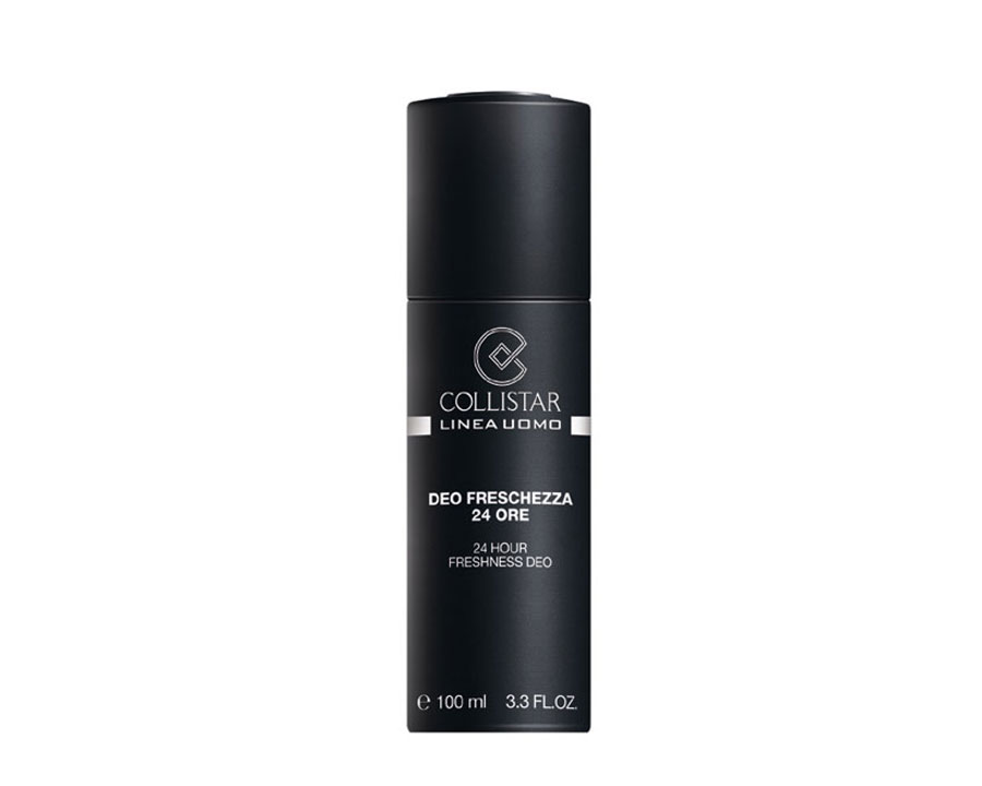 UOMO – 24 HOUR FRESHNESS DEO 100 ML no-gas spray