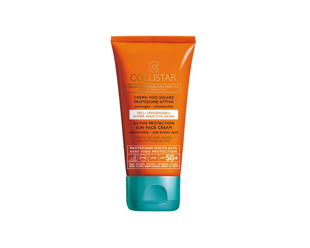 ACTIVE PROTECTION SUN FACE CREAM SPF 50+, 50 ml
