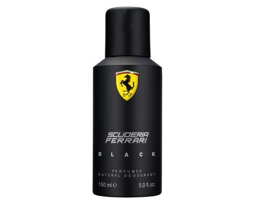 Scuderia Black Deo Spray 150 ml