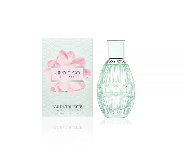 JIMMY CHOO FLORAL WOMAN EDT VP 40ML