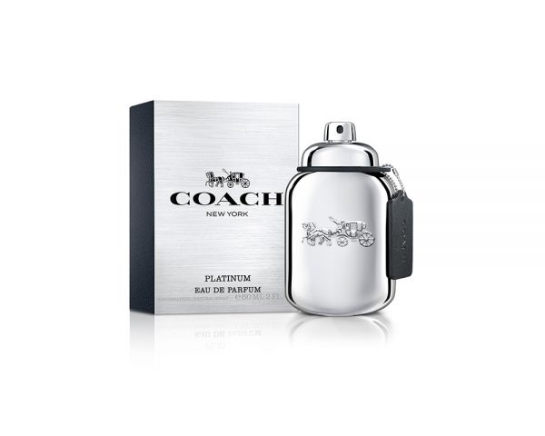Coach Man Platinum EDP 60 ml