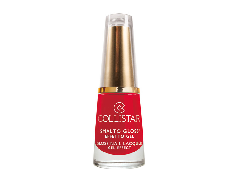 Gloss Nail Lacquer Gel Effect